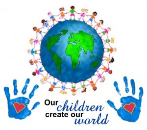 Our Children create our world