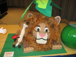 Mrs. Tocco's 2009 Winning Entry - SIMBA