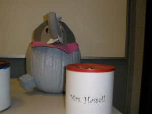 Mrs. Hassell's 2010 Entry